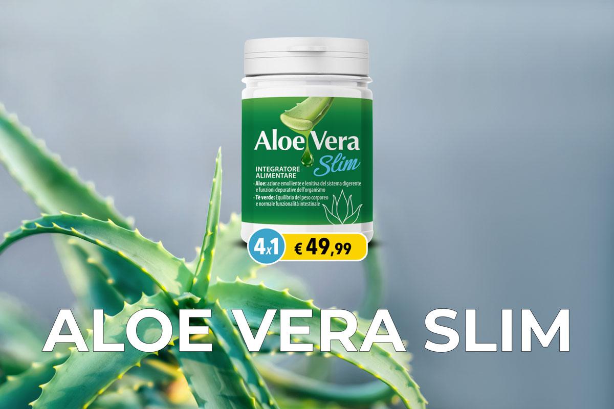 Aloe Vera Slim integratore